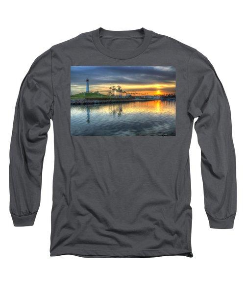 The Sinking Sun Long Sleeve T-Shirt