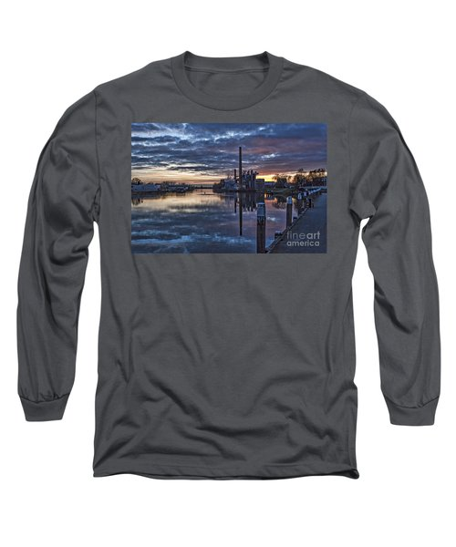 The Sky Is Crying Long Sleeve T-Shirt