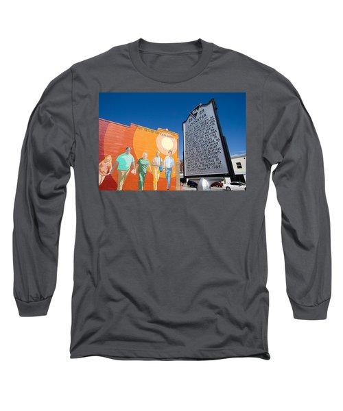 The Spirit Of Lancaster Long Sleeve T-Shirt