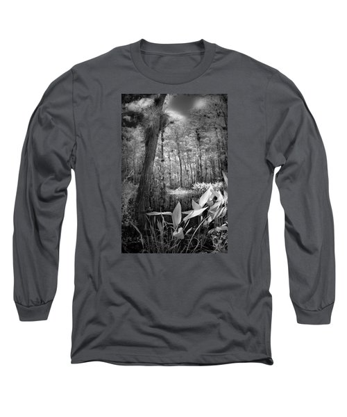 The Strand Long Sleeve T-Shirt by Bradley R Youngberg