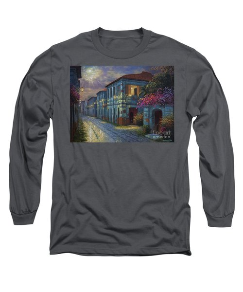 The Street We Used To Know Long Sleeve T-Shirt