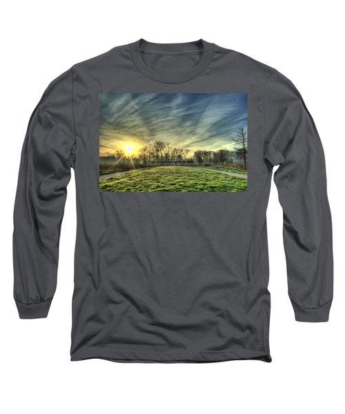 The Sun Shines Through Long Sleeve T-Shirt