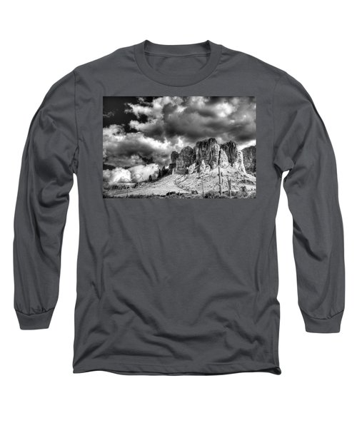 The Superstitions  Long Sleeve T-Shirt