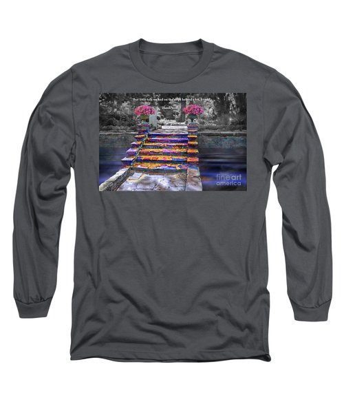 The Talk Version One Long Sleeve T-Shirt