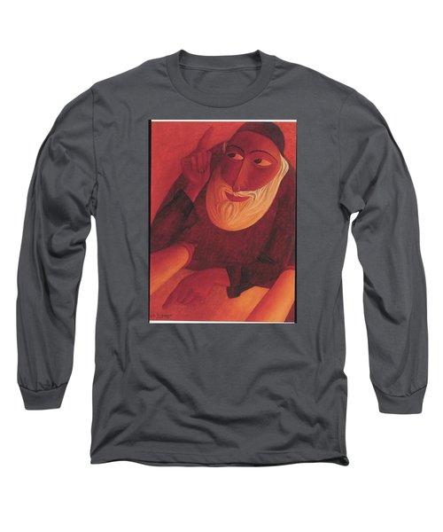 The Talmudist Long Sleeve T-Shirt