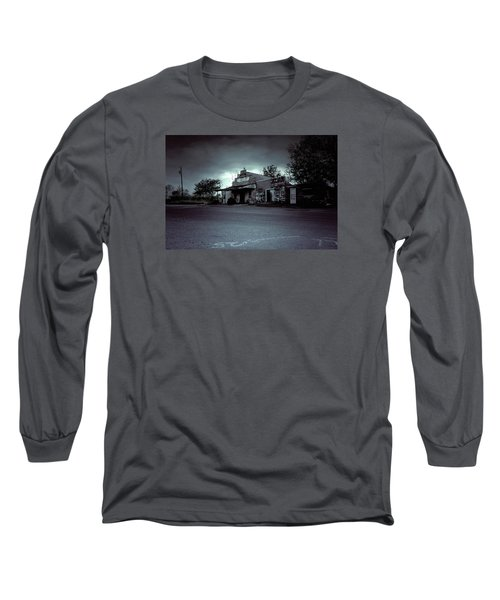 Tcm #10 - General Store  Long Sleeve T-Shirt by Trish Mistric