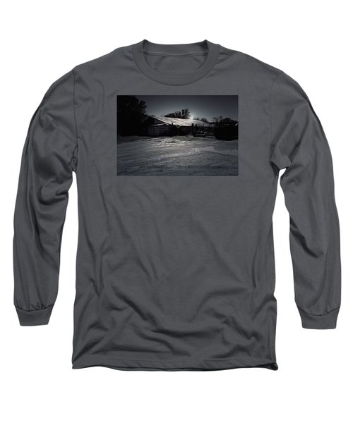 Tcm  #7 - Slaughterhouse Long Sleeve T-Shirt by Trish Mistric