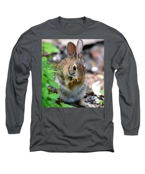 The Thinker Long Sleeve T-Shirt by Deena Stoddard