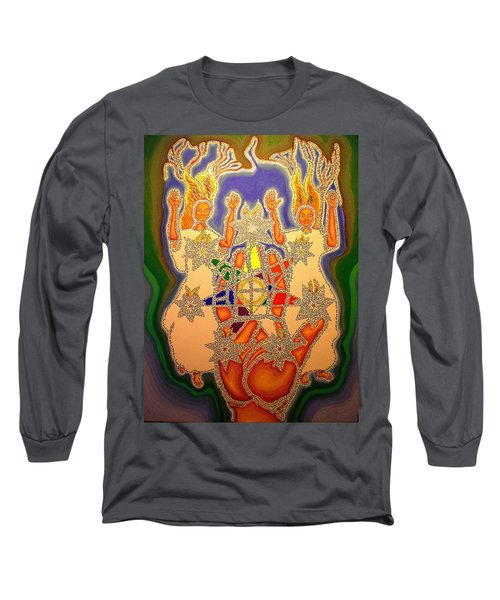The Two Witnesses  Long Sleeve T-Shirt