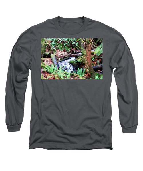 The Unknown Creek Long Sleeve T-Shirt