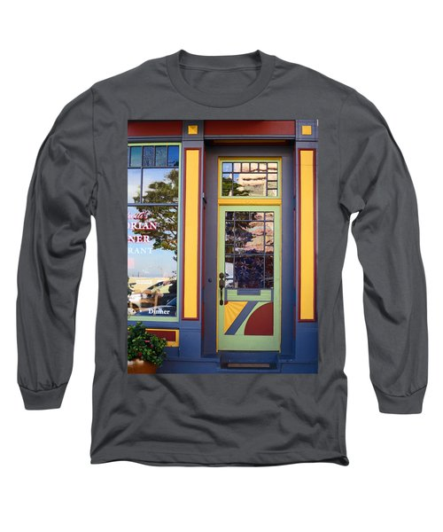 The Victorian Diner Long Sleeve T-Shirt