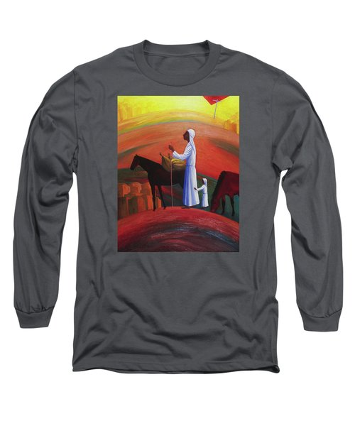 The Wandering Mary Magdalene Long Sleeve T-Shirt