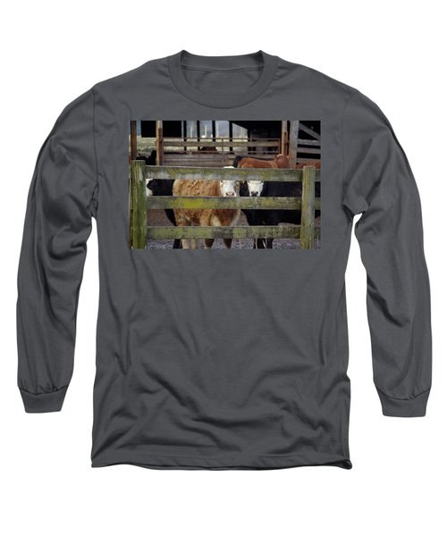 The Watchers Long Sleeve T-Shirt