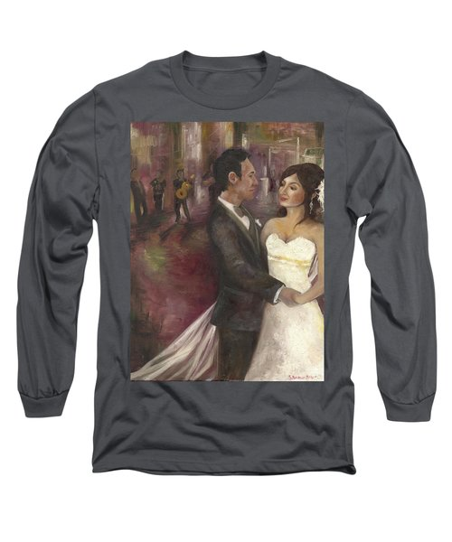 The Wedding Long Sleeve T-Shirt