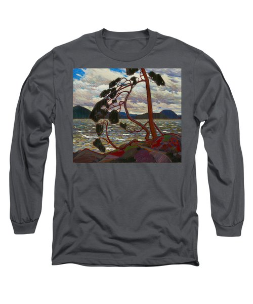 The West Wind Long Sleeve T-Shirt