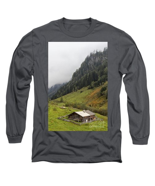 The Wimmertal In Tirol Long Sleeve T-Shirt