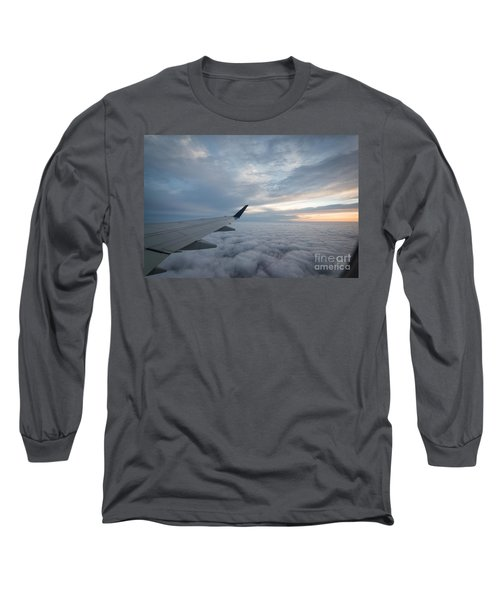 The Window Seat Long Sleeve T-Shirt