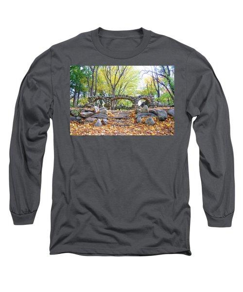 Theatre Reception Area Long Sleeve T-Shirt