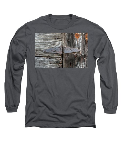 The Back Door Long Sleeve T-Shirt
