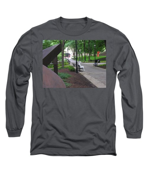 Thoughtful Long Sleeve T-Shirt