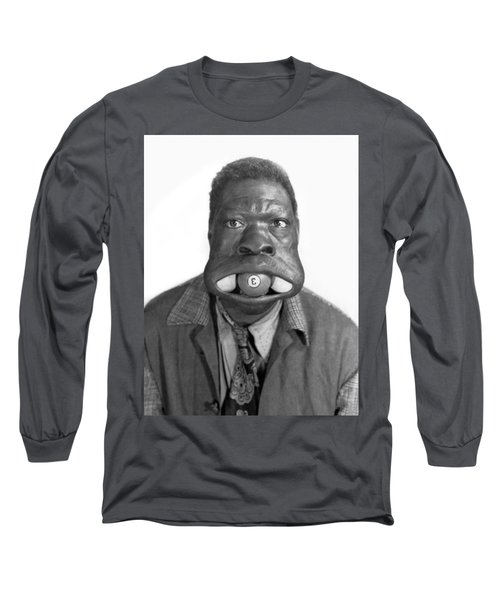 Three Ball Charlie Long Sleeve T-Shirt
