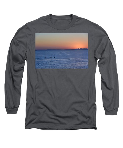 Long Sleeve T-Shirt featuring the photograph Three Dreams by Steven Sparks