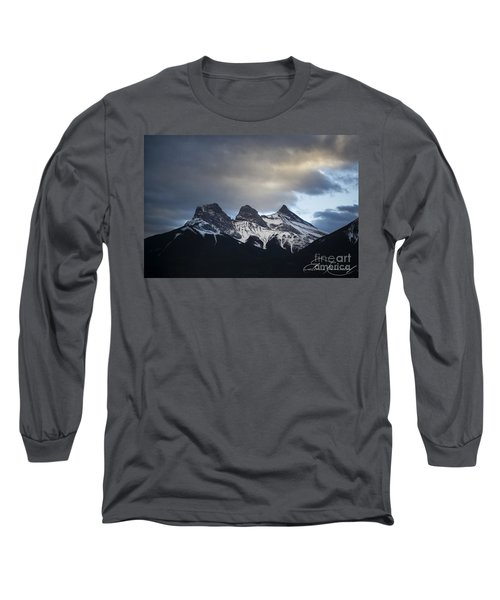 Three Sisters - Special Request Long Sleeve T-Shirt