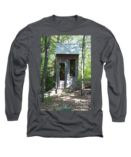 Throne With A View Long Sleeve T-Shirt