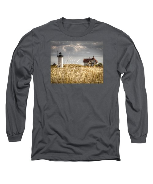 Race Point Light Through The Grass Long Sleeve T-Shirt