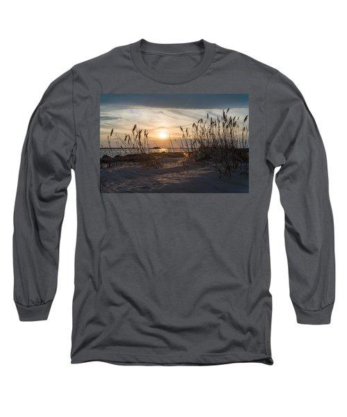 Through The Reeds Long Sleeve T-Shirt