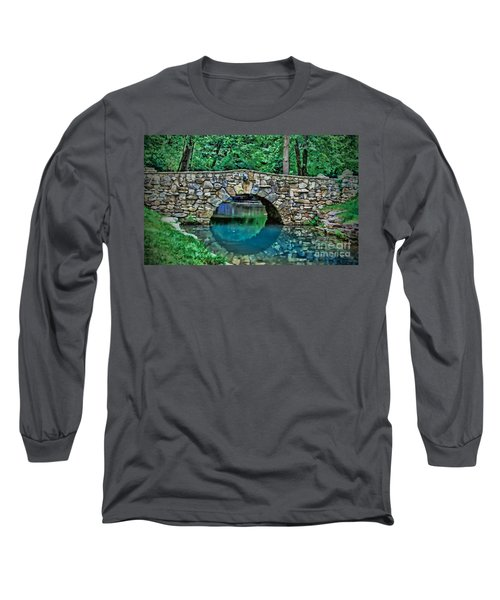 Through The Tunnel Long Sleeve T-Shirt