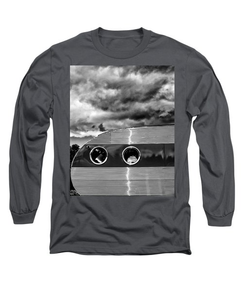 Thunder And Lightning Palm Springs Long Sleeve T-Shirt