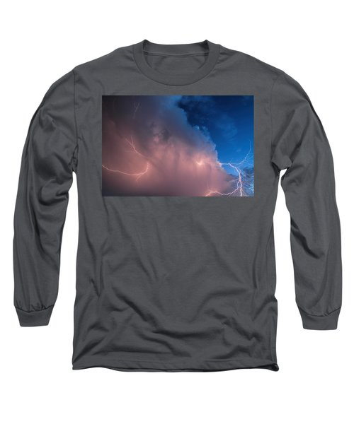 Thunder God Approaches Long Sleeve T-Shirt