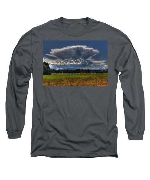 Thunder Storm Long Sleeve T-Shirt