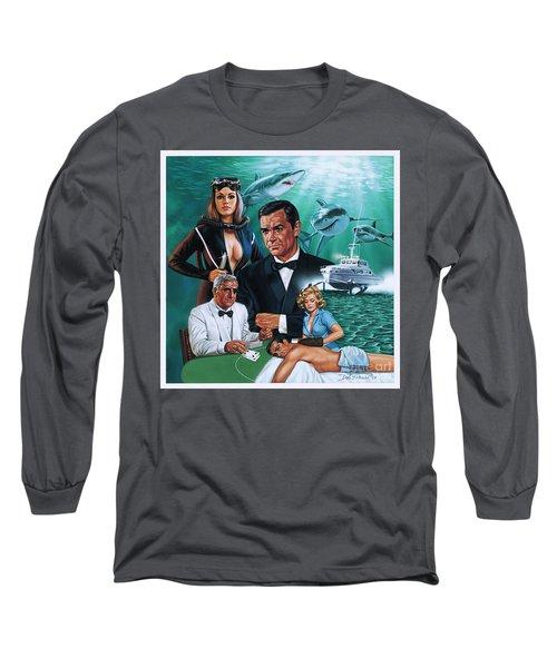 Thunderball Long Sleeve T-Shirt