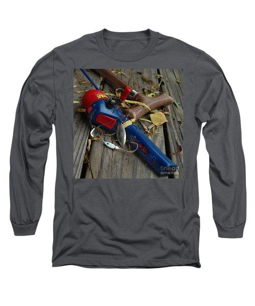 Ties That Bind Long Sleeve T-Shirt by Peter Piatt
