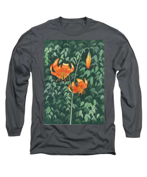 Tiger Lily Long Sleeve T-Shirt