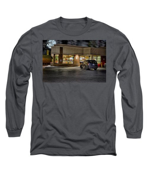 Timmy's At Night Long Sleeve T-Shirt