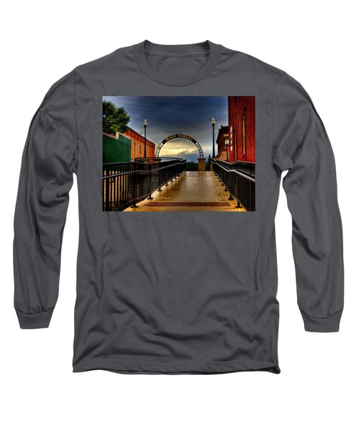 To Main Street Waupaca Long Sleeve T-Shirt