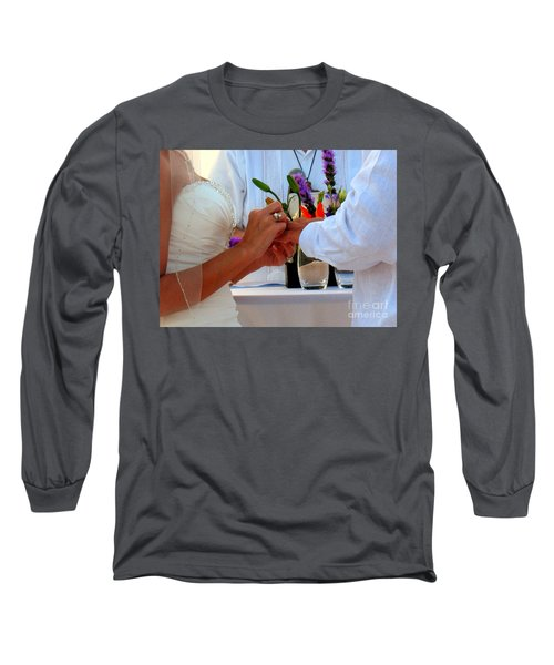 Token Of Love In The Islands Long Sleeve T-Shirt