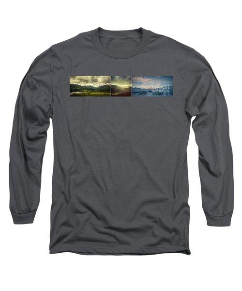 Tombstone Range Seasons Long Sleeve T-Shirt
