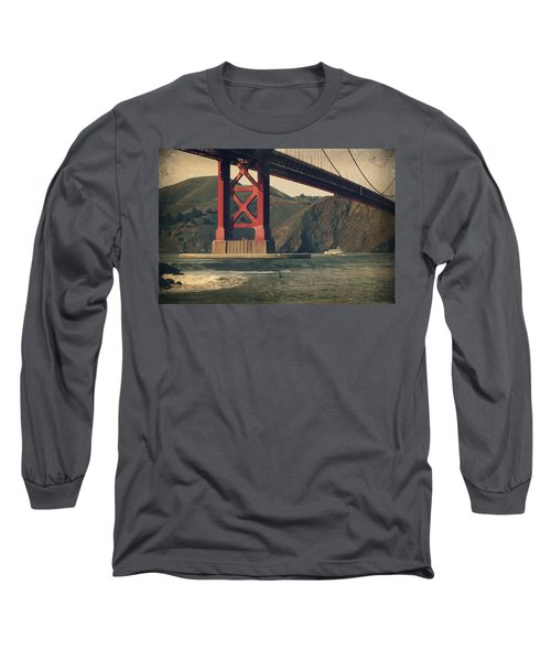 Long Sleeve T-Shirt featuring the photograph Tomorrow Will Still Be The Same by Laurie Search