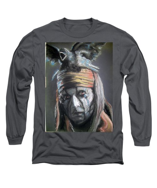 Tonto Long Sleeve T-Shirt by Peter Suhocke
