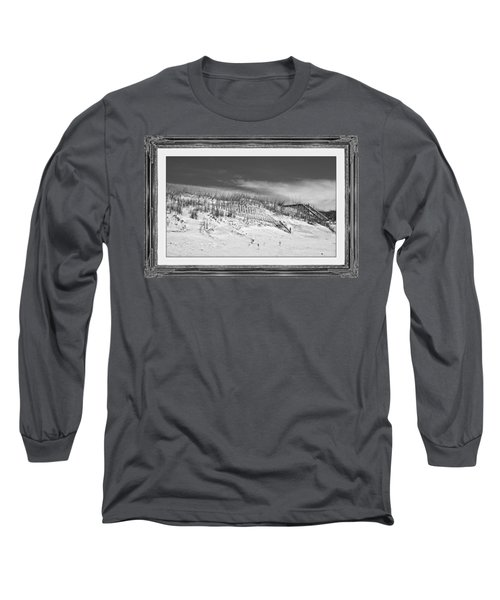 Topsail Island Day Of The Dunes  Long Sleeve T-Shirt