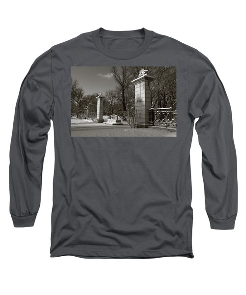 Tower Grove East Gate Long Sleeve T-Shirt