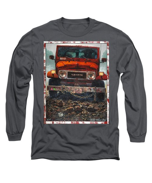 Toyota Long Sleeve T-Shirt