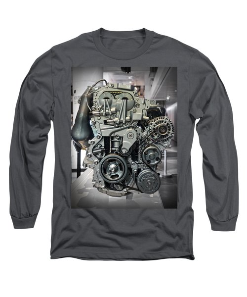 Toyota Engine Long Sleeve T-Shirt