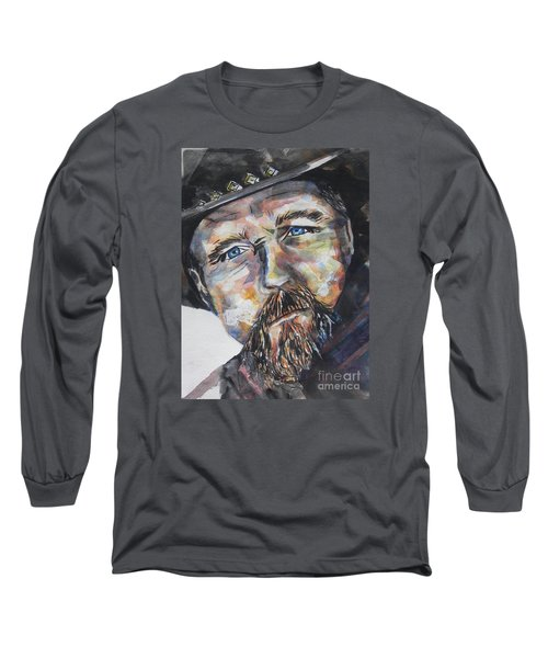 Trace Adkins..country Singer Long Sleeve T-Shirt