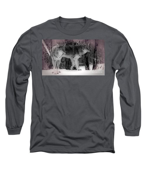 Long Sleeve T-Shirt featuring the photograph Tranquility by Bianca Nadeau