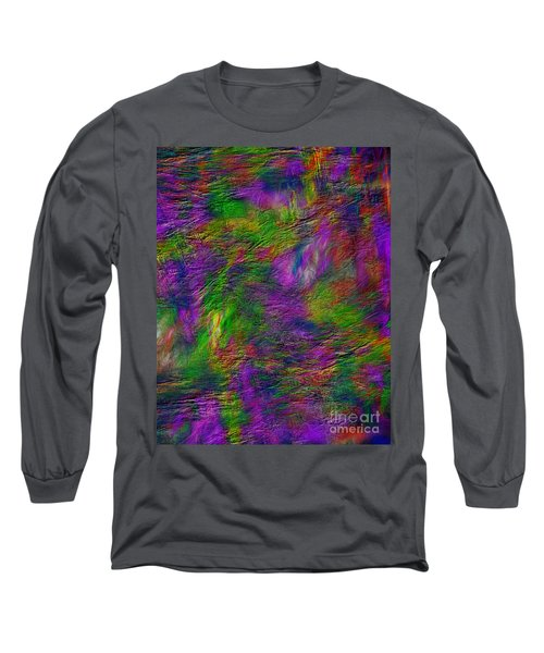 Tranquility In Oil Long Sleeve T-Shirt